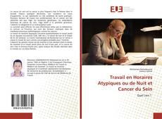 Bookcover of Travail en Horaires Atypiques ou de Nuit et Cancer du Sein