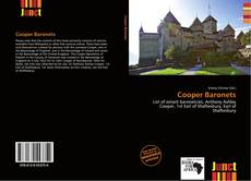 Bookcover of Cooper Baronets
