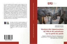 Portada del libro de Analyse des répercussions du VIH et du paludisme sur la perte du poids