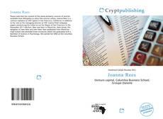 Portada del libro de Joanna Rees