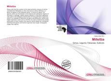 Bookcover of Millettia
