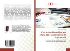 Borítókép a  L'inclusion financière, un enjeu pour la réduction de la pauvreté - hoz
