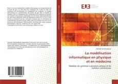 Capa do livro de La modélisation informatique en physique et en médecine