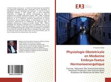 Capa do livro de Physiologie Obstetricale en Medecine Embryo-foetus Hormonoenergetique