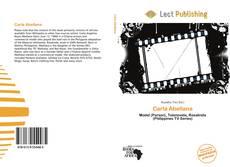 Carla Abellana kitap kapağı
