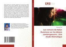 Bookcover of Les romans de Helen Dunmore sur les décors contemporains : Une étude thématique