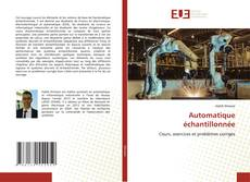Capa do livro de Automatique échantillonnée