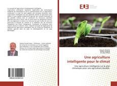 Couverture de Une agriculture intelligente pour le climat