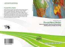 Fouad Abou Nader kitap kapağı