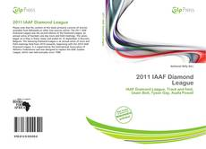 Bookcover of 2011 IAAF Diamond League
