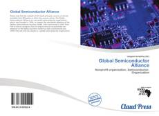 Bookcover of Global Semiconductor Alliance
