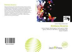 Bookcover of Emiliano Sciarra