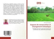 Espaces de conservation et Changement Climatique kitap kapağı