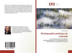 Bookcover of Photographie poétique de paysage