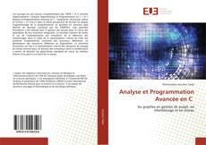 Portada del libro de Analyse et Programmation Avancée en C