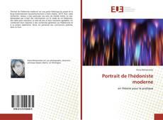 Portada del libro de Portrait de l'hédoniste moderne
