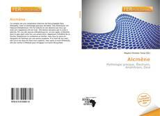 Обложка Alcmène