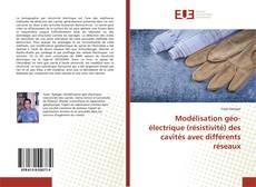 Bookcover of Modélisation géo-électrique (résistivité) des cavités avec différents réseaux
