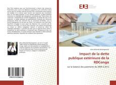 Couverture de Impact de la dette publique extérieure de la RDCongo