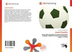 Capa do livro de José Coelho