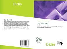 Обложка Joy Garnett