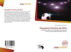 Capa do livro de Claudemir Ferreira da Silva