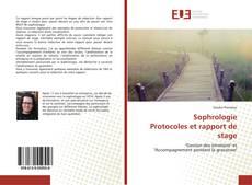 Portada del libro de Sophrologie Protocoles et rapport de stage