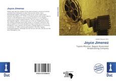 Обложка Joyce Jimenez