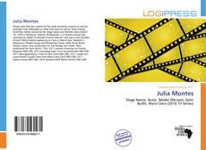 Julia Montes的封面