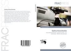 Bookcover of Galina Kravchenko