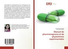 Buchcover von Manuel de pharmacognosie et de phytochimie expérimentales