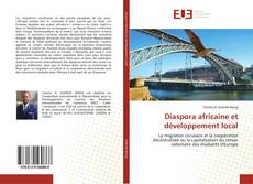 Bookcover of Diaspora africaine et développement local