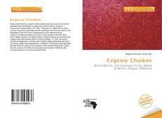Evgeniy Chuikov的封面