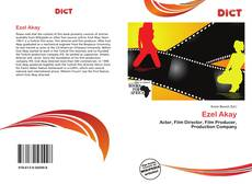 Bookcover of Ezel Akay