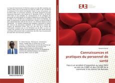 Portada del libro de Connaissances et pratiques du personnel de santé