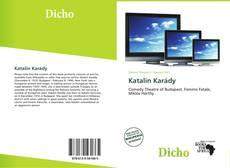 Katalin Karády kitap kapağı