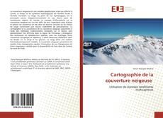 Capa do livro de Cartographie de la couverture neigeuse