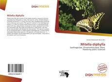 Buchcover von Mitella diphylla
