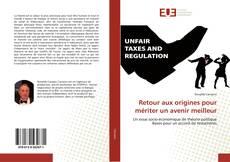 Bookcover of Retour aux origines pour mériter un avenir meilleur