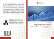 Borítókép a  La gestion des risques - hoz