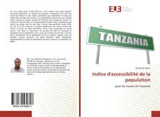 Borítókép a  Indice d'accessibilité de la population - hoz