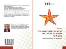 Echinodermata : les gènes des cellules montrant l'antigène的封面