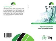 Bookcover of Agrostophyllum