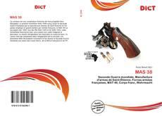 MAS 38 kitap kapağı