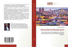 Couverture de Humanite Du Quaternaire