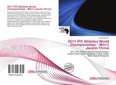 Bookcover of 2011 IPC Athletics World Championships – Men's Javelin Throw