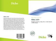 Bookcover of Abba Jofir