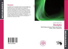 Bookcover of Dactyles