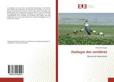 Buchcover von Zoologie des vertébrés