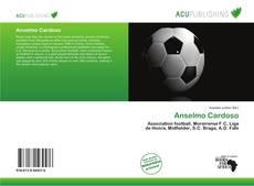 Capa do livro de Anselmo Cardoso